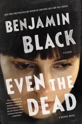 Even the Dead book