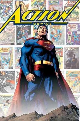 Action Comics 80 Years of Superman Deluxe Edition by Various