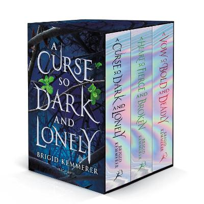 A Curse So Dark and Lonely: The Complete Cursebreaker Collection book