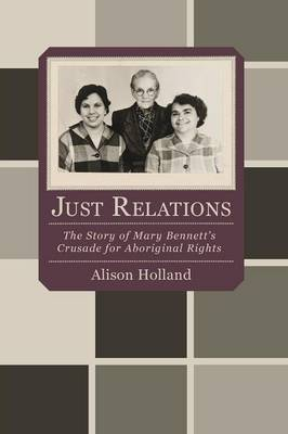 Just Relations by Alison Holland