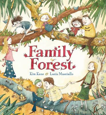 Family Forest by Kim Kane