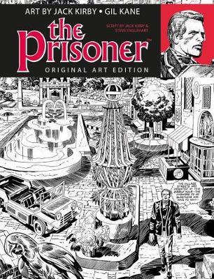 Prisoner Jack Kirby Gil Kane Art Edition book