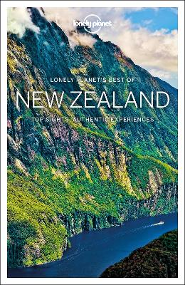 Lonely Planet Best of New Zealand book