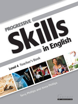 Progressive Skills in English - Course Book - Level 4 with Audio DVD & DVD by Terry Phillips