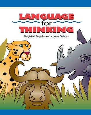 Language for Thinking, Student Picture Book book