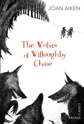Wolves of Willoughby Chase book