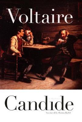 Candide book
