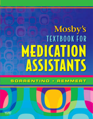 Mosby's Textbook for Medication Assistants book