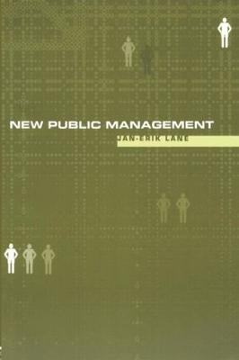 New Public Management book