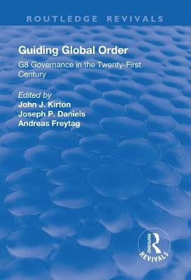 Guiding Global Order book