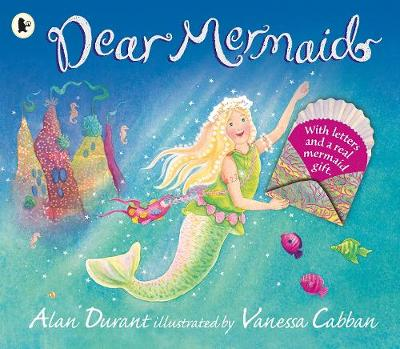 Dear Mermaid by Alan Durant