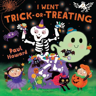I Went Trick-or-Treating book