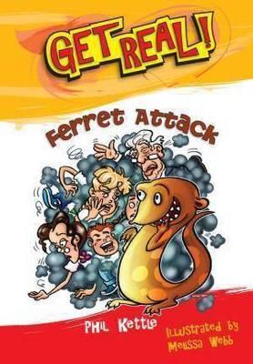 Ferret Attack book