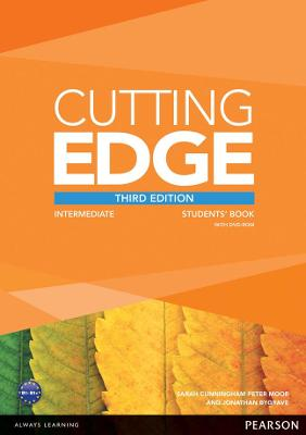 Cutting Edge 3rd Edition Intermediate Students' Book and DVD Pack book