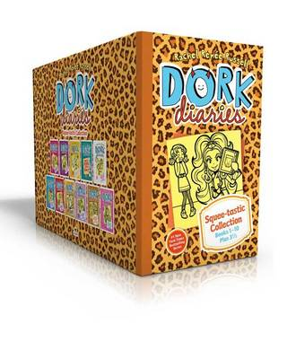 Dork Diaries Squee-Tastic Collection Books 1-10 Plus 3 1/2 by Rachel Ren Russell