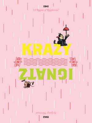 Krazy And Ignatz 1941-1942 book