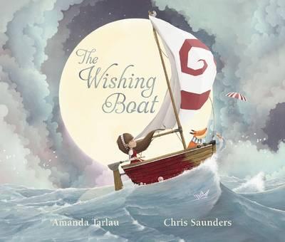 Wishing Boat by Amanda Tarlau
