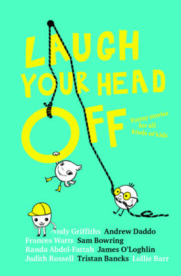 Laugh Your Head Off book