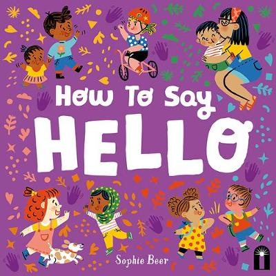 How to Say Hello by Sophie Beer