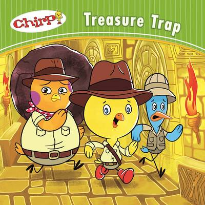 Chirp: Treasure Trap by J Torres