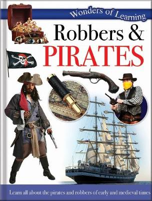 Wonders of Learning: Discover Pirates & Raiders by North Parade Publishing