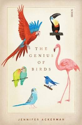 Genius of Birds book