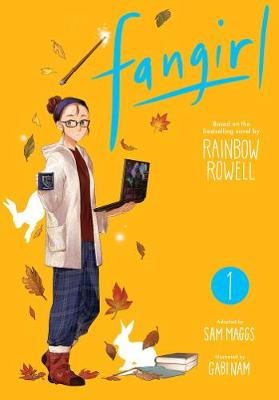 Fangirl, Vol. 1: The Manga by Rainbow Rowell