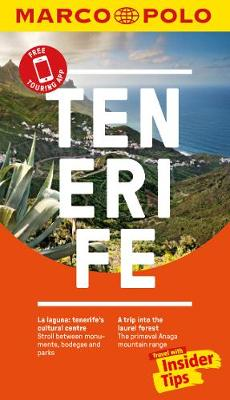 Tenerife Marco Polo Pocket Travel Guide 2018 - with pull out map by Marco Polo