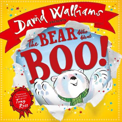 The The Bear Who Went Boo! by David Walliams