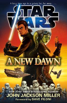 Star Wars: A New Dawn book