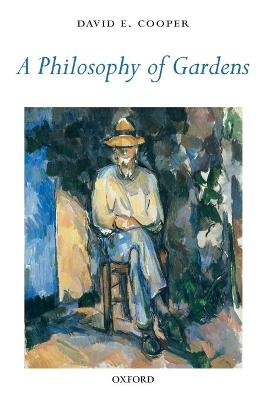 Philosophy of Gardens book
