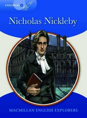 Explorers 6 Nicholas Nickleby by Gill Munton