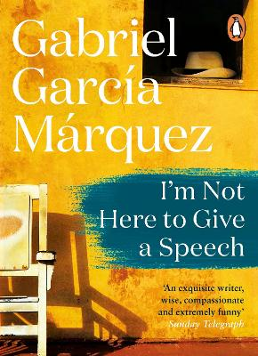 I'm Not Here to Give a Speech book