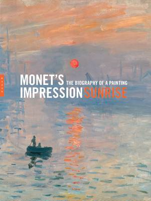 Monet's 'Impression, Sunrise' by Marianne Mathieu