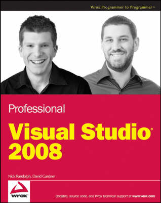 Professional Visual Studio 2008 book