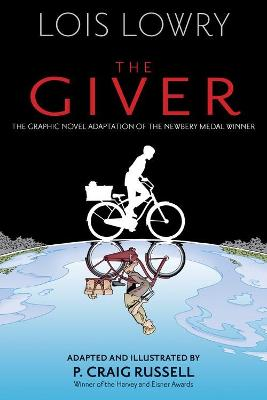 Giver (Graphic Novel) book