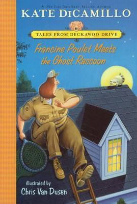 Francine Poulet Meets the Ghost Raccoon book