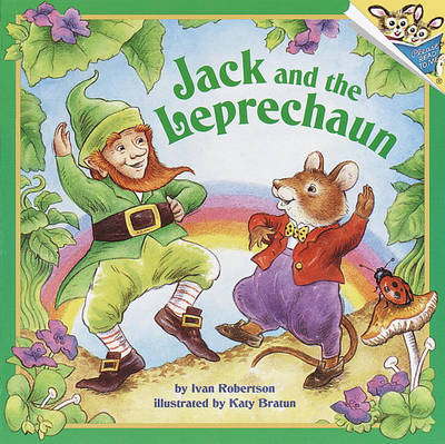 Jack and the Leprechaun by Ivan T. Robertson