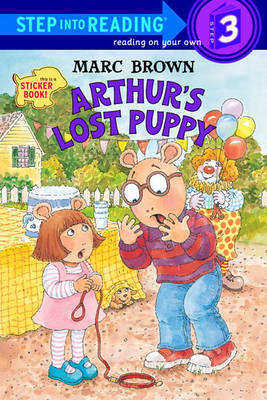 Arthur's Lost Puppy by Marc Tolon Brown