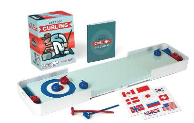 Desktop Curling: Hurry hard! by Nick Perilli