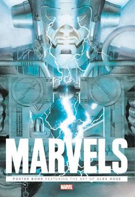 Marvels Poster Book book