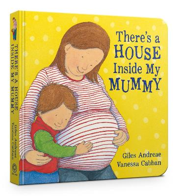 There's A House Inside My Mummy Board Book book