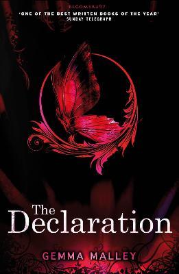 Declaration by Gemma Malley