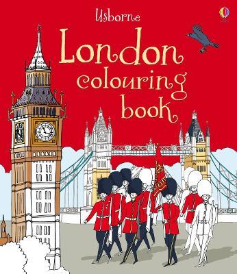 London Colouring Book by Struan Reid