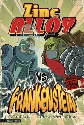 Zinc Alloy vs Frankenstein book