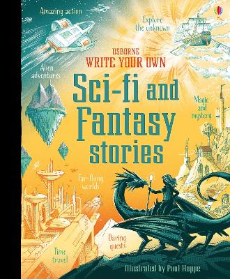 Write Your Own Sci-Fi and Fantasy Stories book