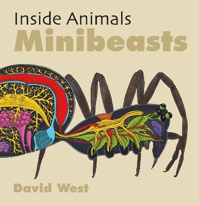 Inside Animals: Minibeasts by David West