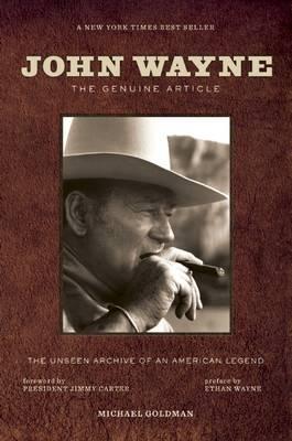 John Wayne by Michael Goldman