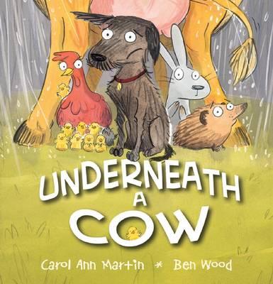 Underneath a Cow book