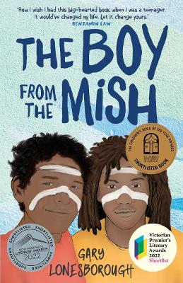 The Boy from the Mish book